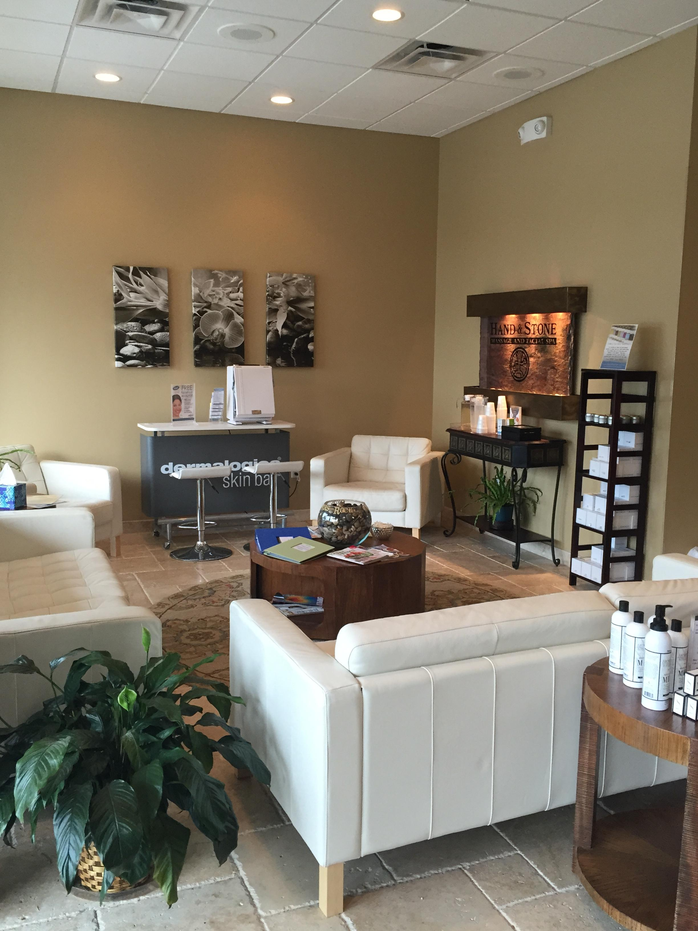 Hand stone massage and facial spa coupons fleming island for Local spas near me