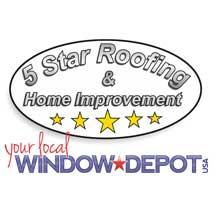 5 Star Roofing & Home Improvement