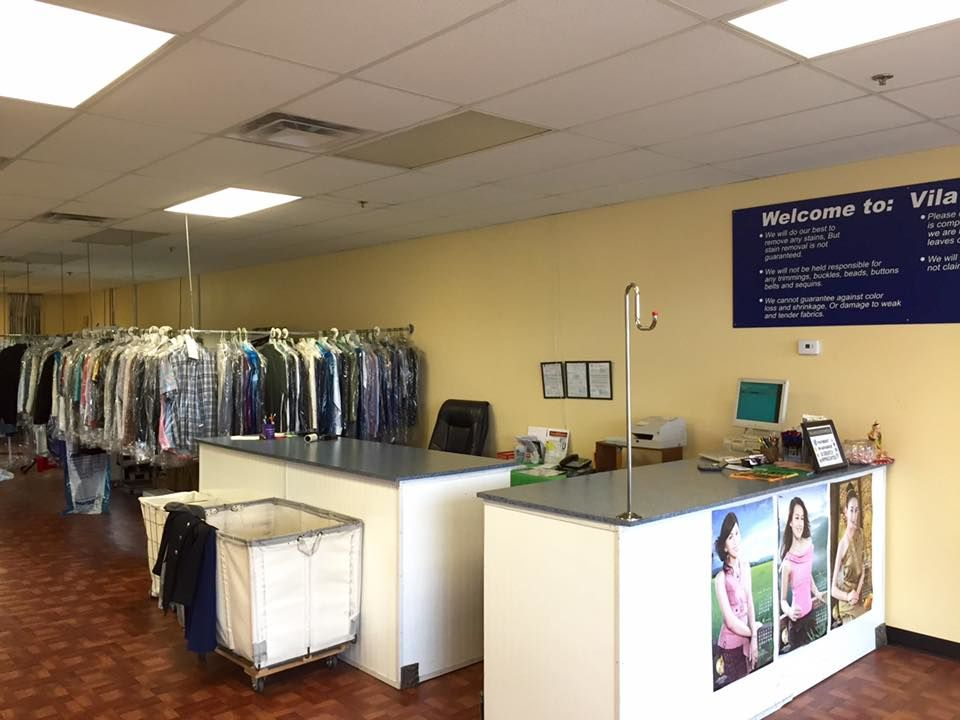 Vila Cleaners and Alterations image 0