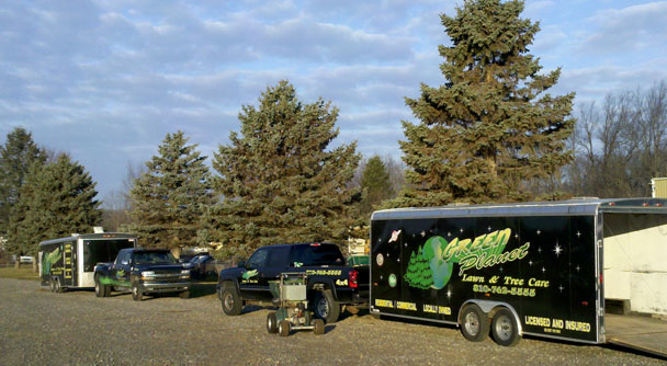 Green Planet Lawn & Tree Care - ad image
