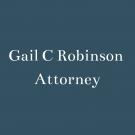 Gail C Robinson Attorney