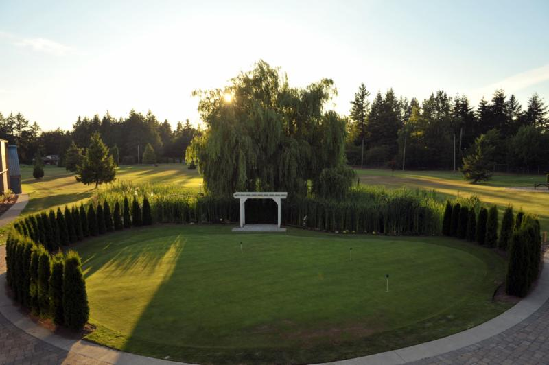 Langley Golf Centre in Langley