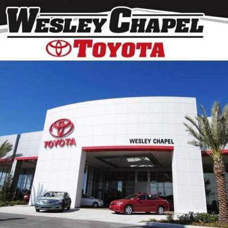 Wesley Chapel Toyota In Wesley Chapel Fl 33544 Citysearch