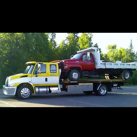 eagle river towing