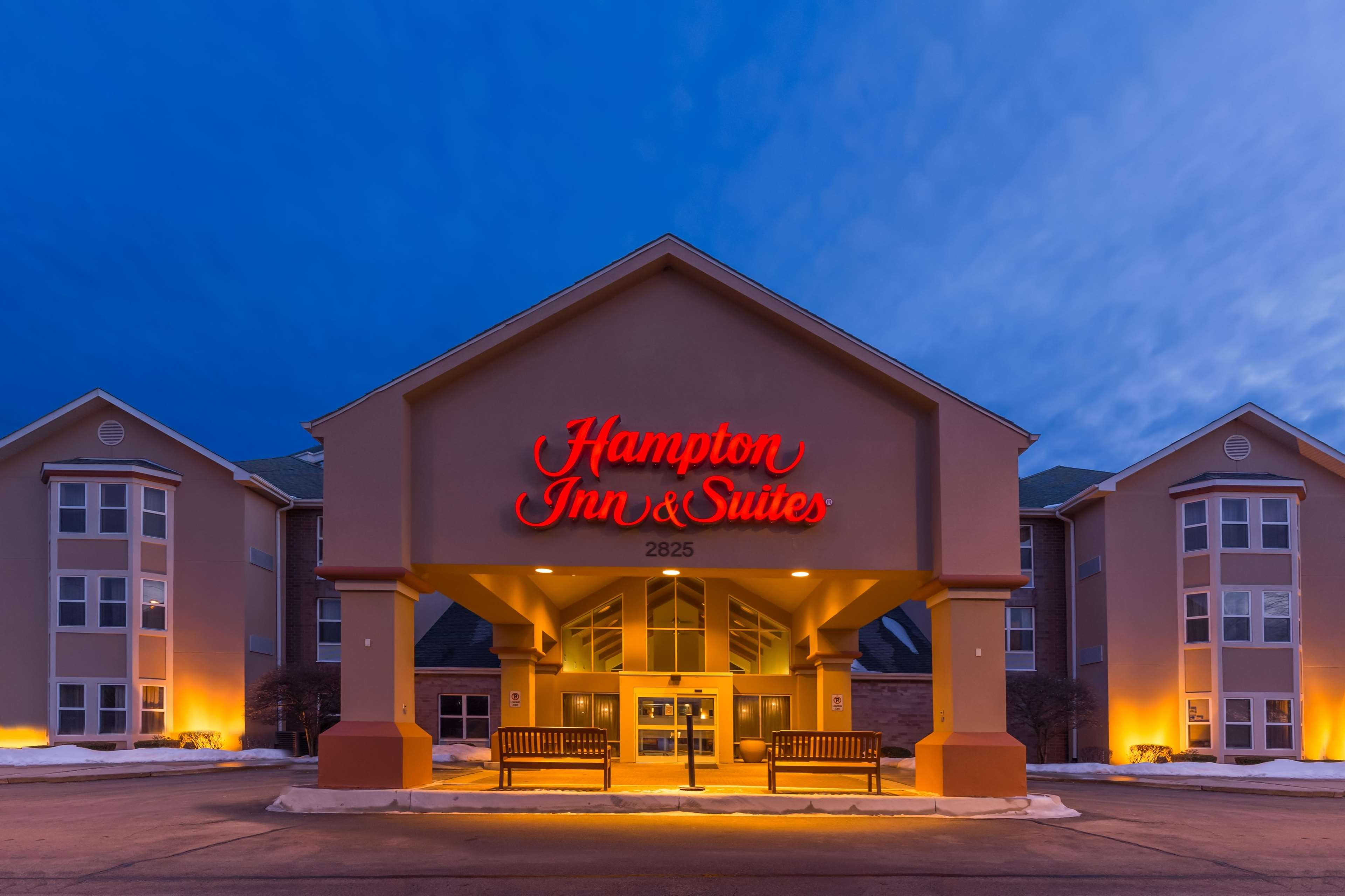 Hampton Inn & Suites Chicago/Hoffman Estates image 20
