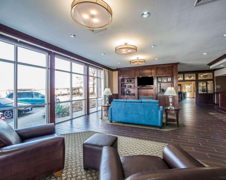 Comfort Suites Columbia - University Area in Columbia, MO, photo #4