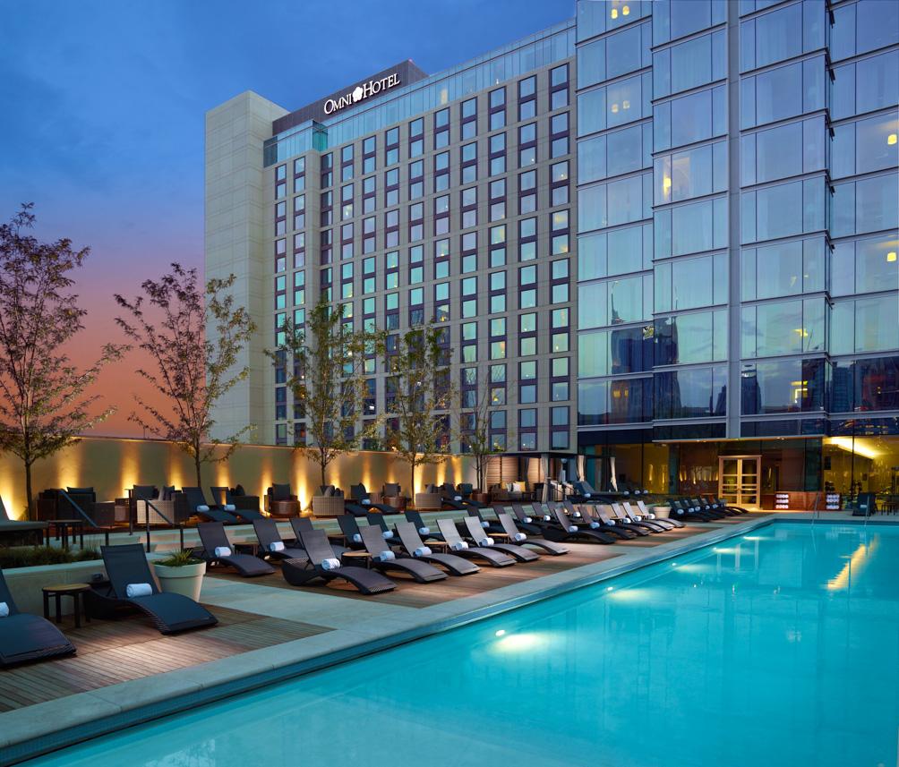 Omni Nashville Hotel image 3