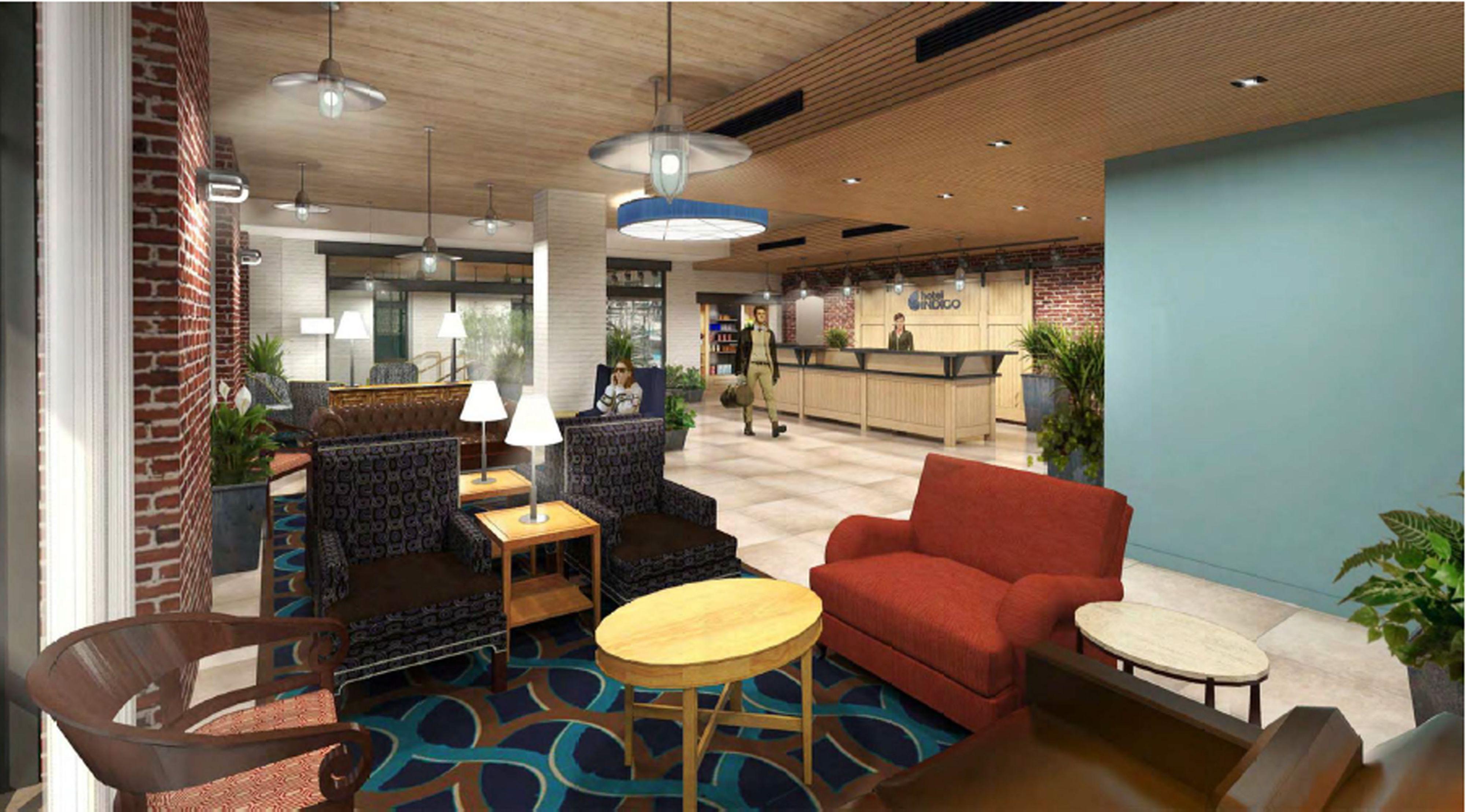 Hotel Indigo Old Town Alexandria in Alexandria, VA - (703) 721-3...
