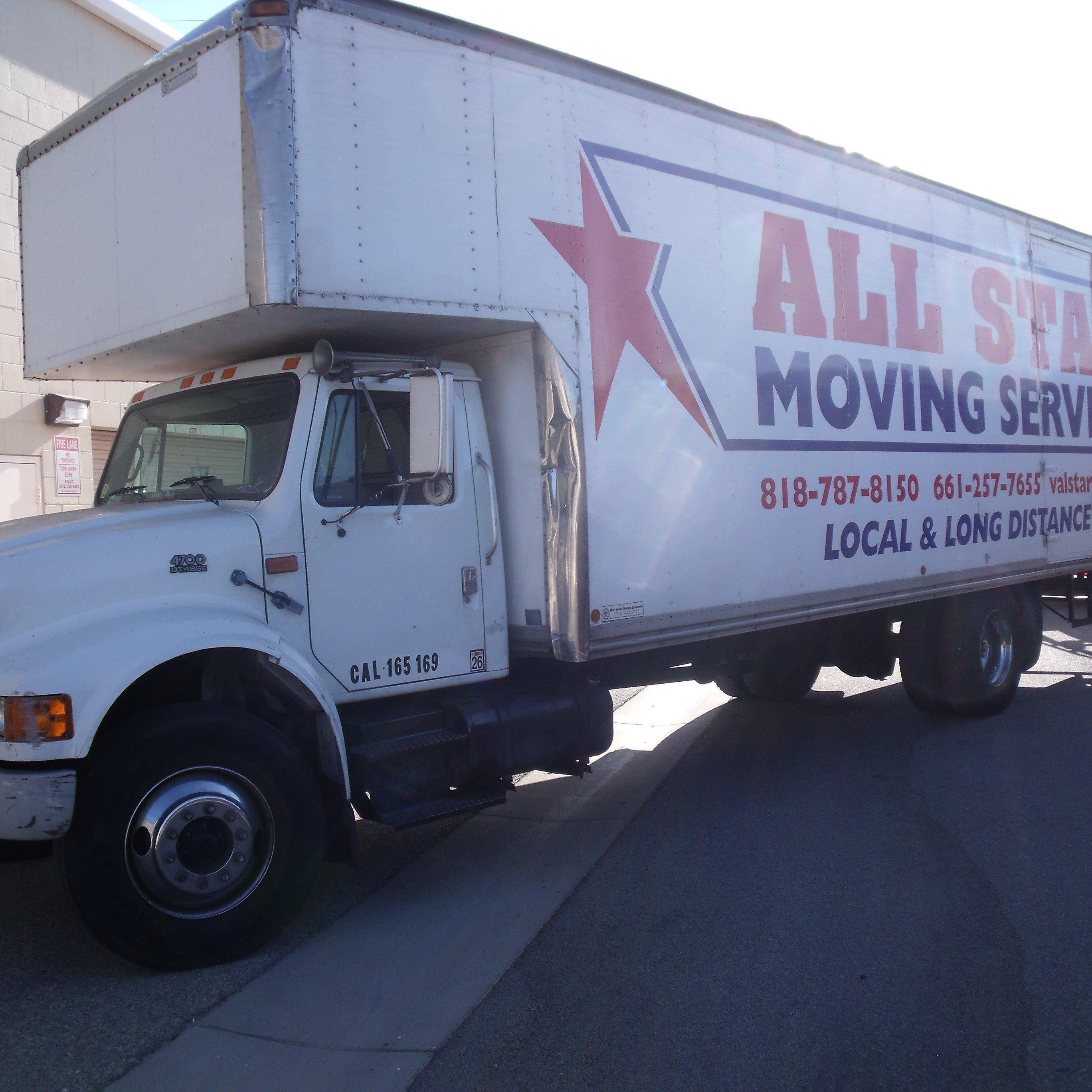 Valley/Allstar Moving Service