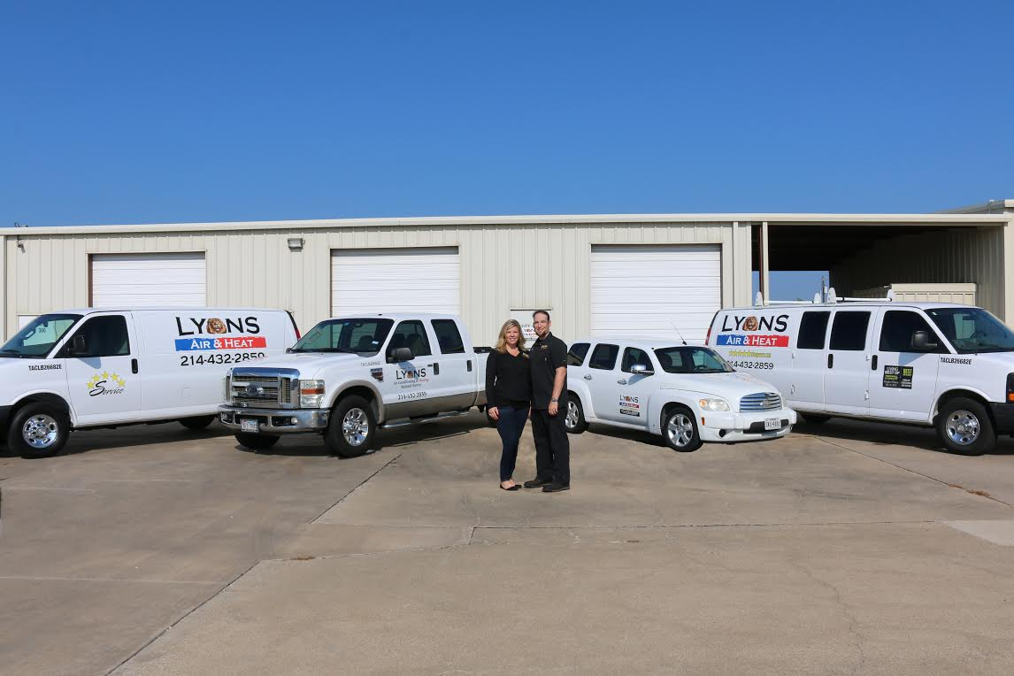Lyons Air Conditioning And Heating In Rockwall Tx Whitepages