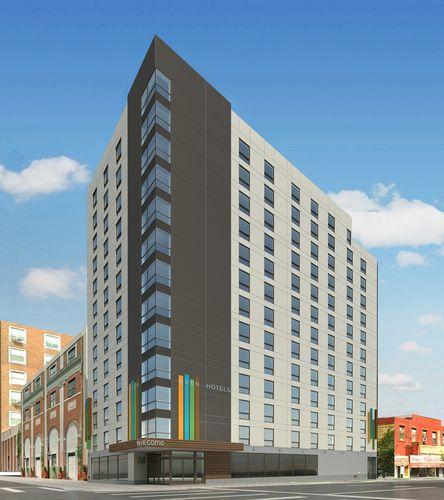 Holiday Inn Express Wall Street: EVEN Hotels Brooklyn In Brooklyn, NY 11217
