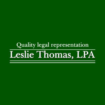 Leslie Thomas, Lpa