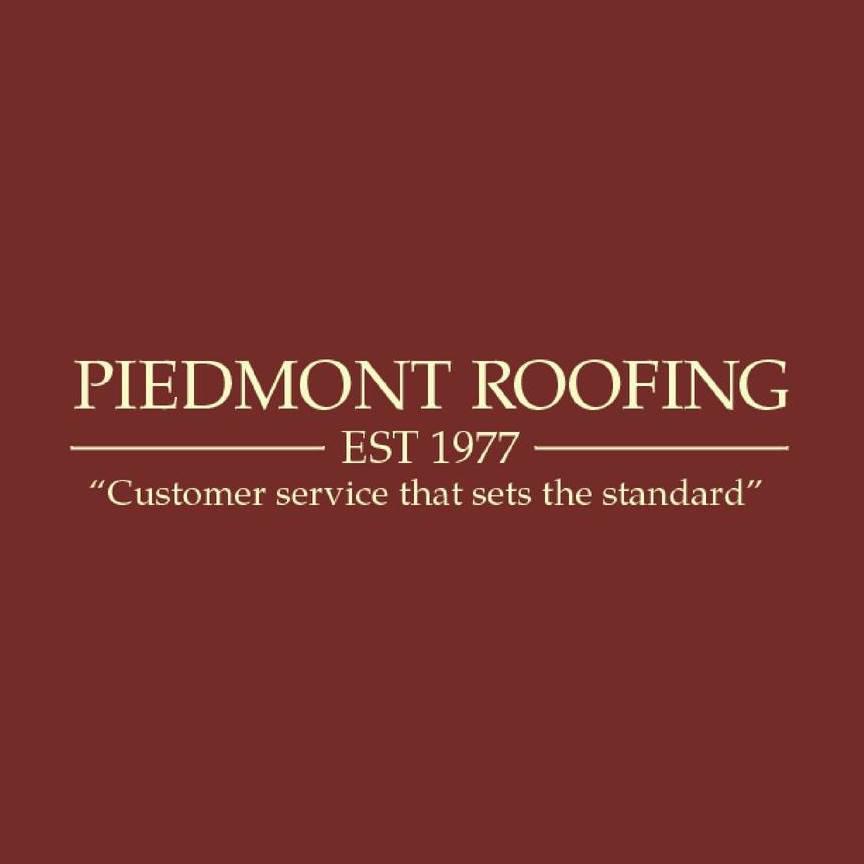 Piedmont Roofing Logo