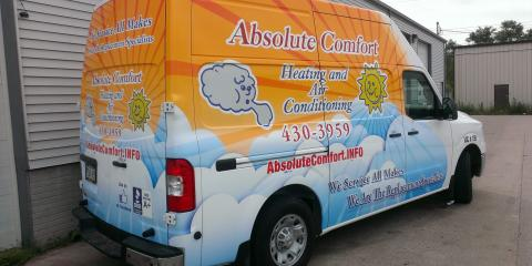 Absolute Comfort Heating and Air Conditioning image 0