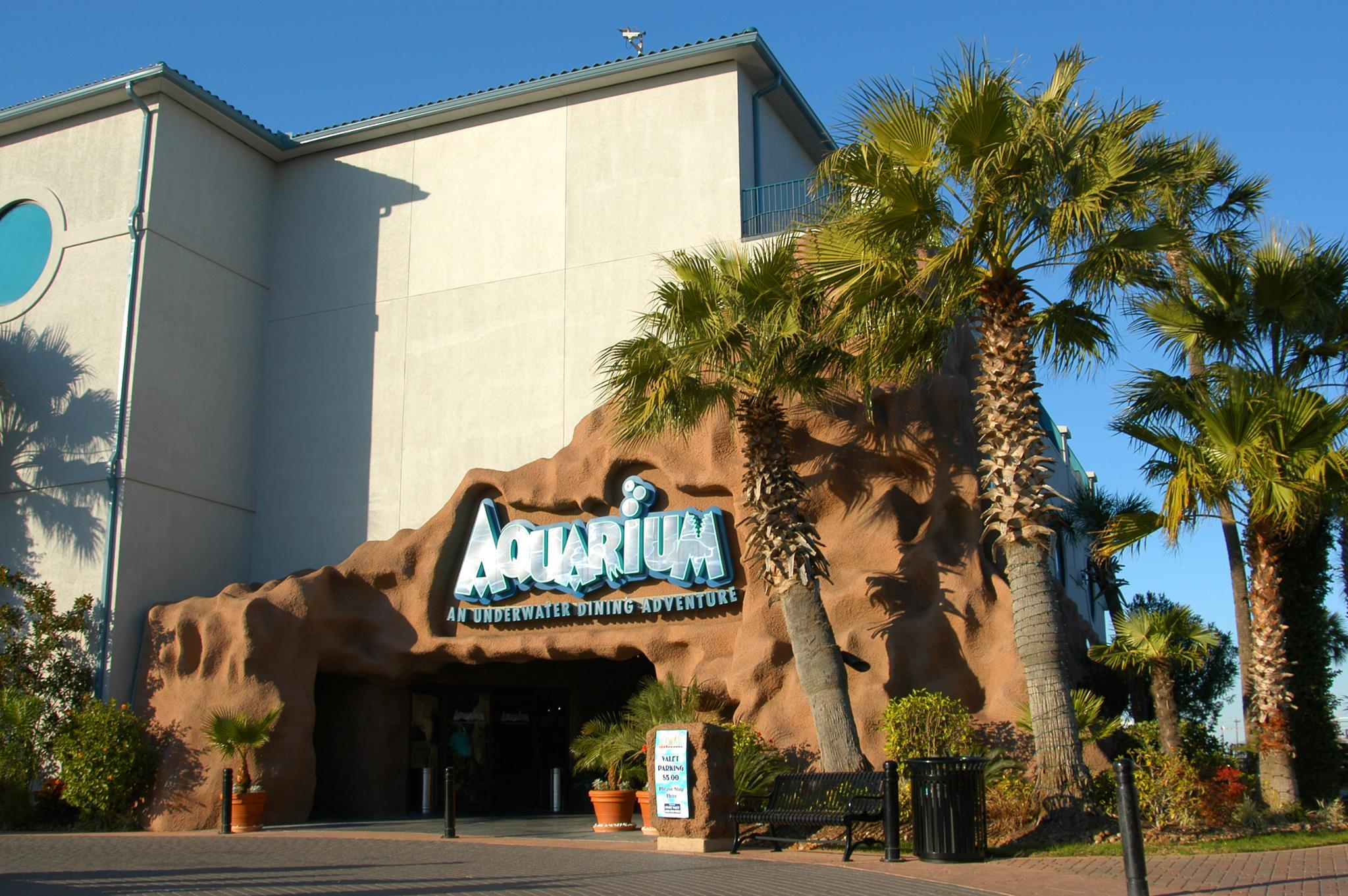 Aquarium Restaurant at #11 Kemah Boardwalk, Kemah, TX on Fave