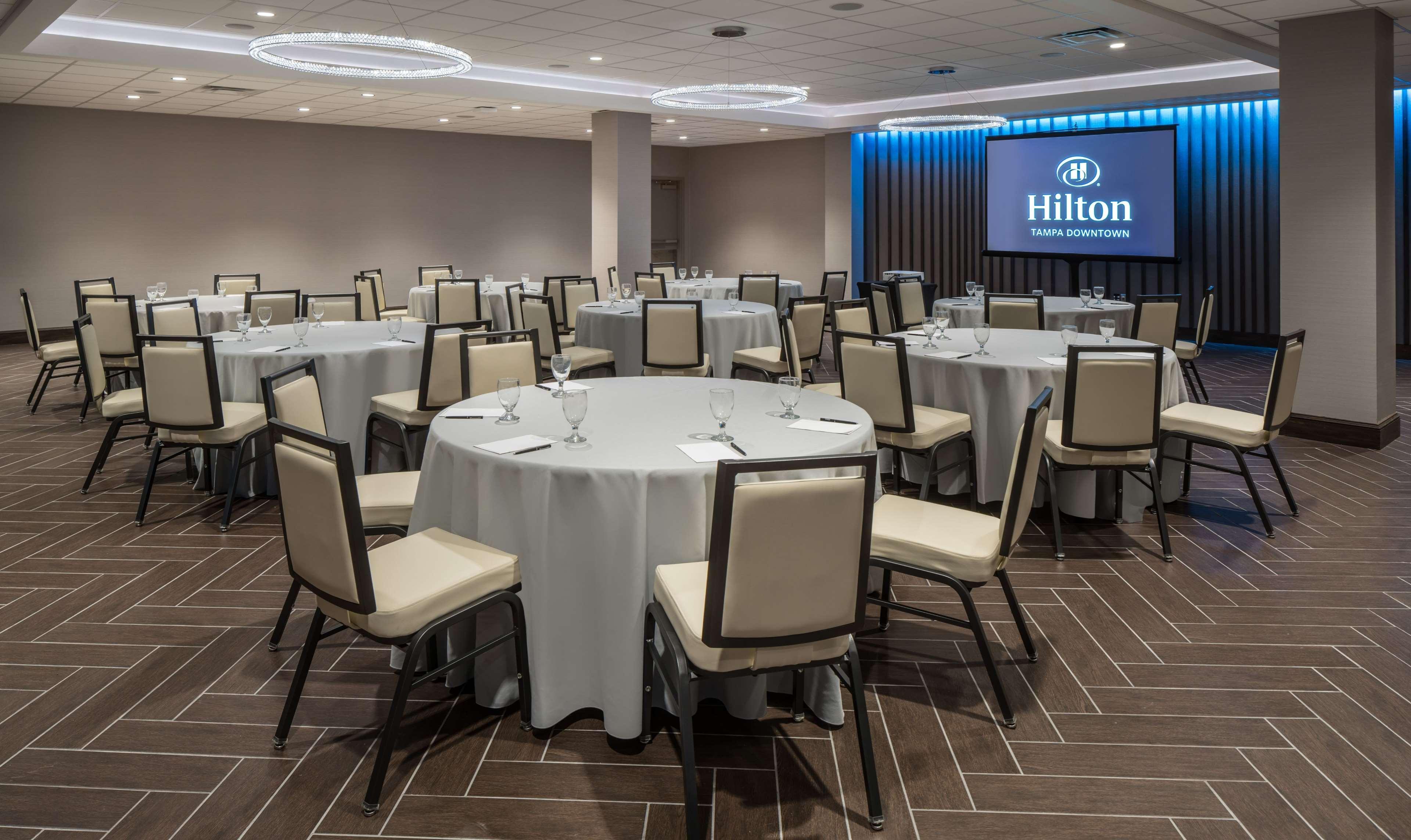 Hilton Tampa Downtown image 32
