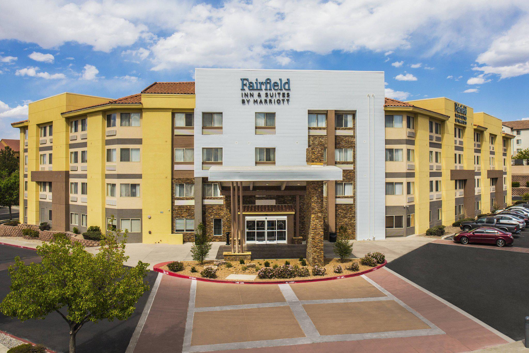 Fairfield Inn & Suites by Marriott Albuquerque Airport
