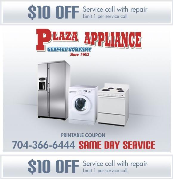 Plaza Appliance Service image 0