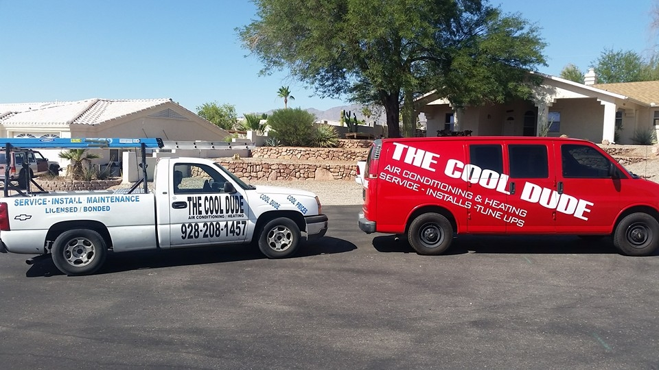 The Cool Dude Heating & Air Conditioning, LLC image 1