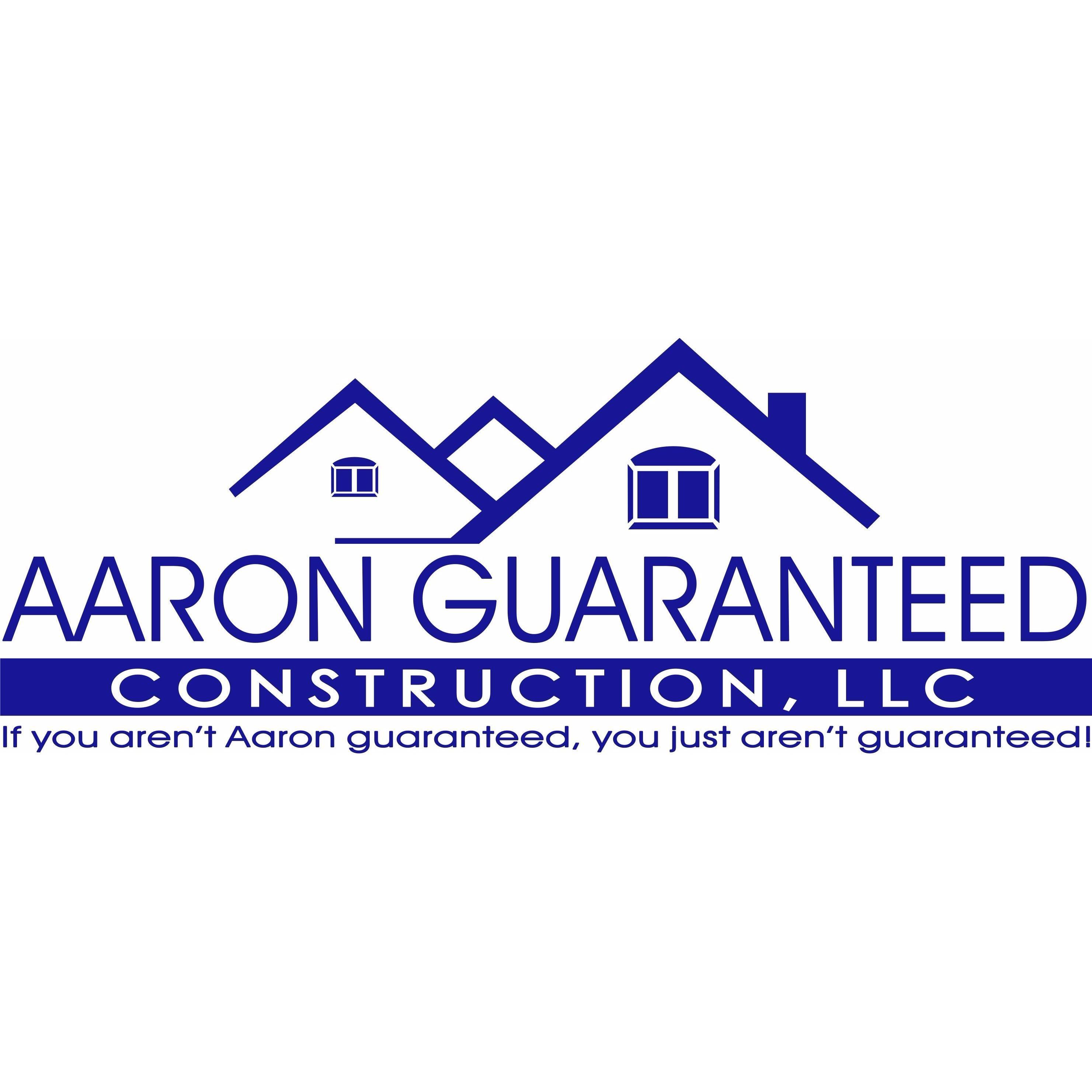 Aaron Guaranteed Construction Llc West Columbia Sc