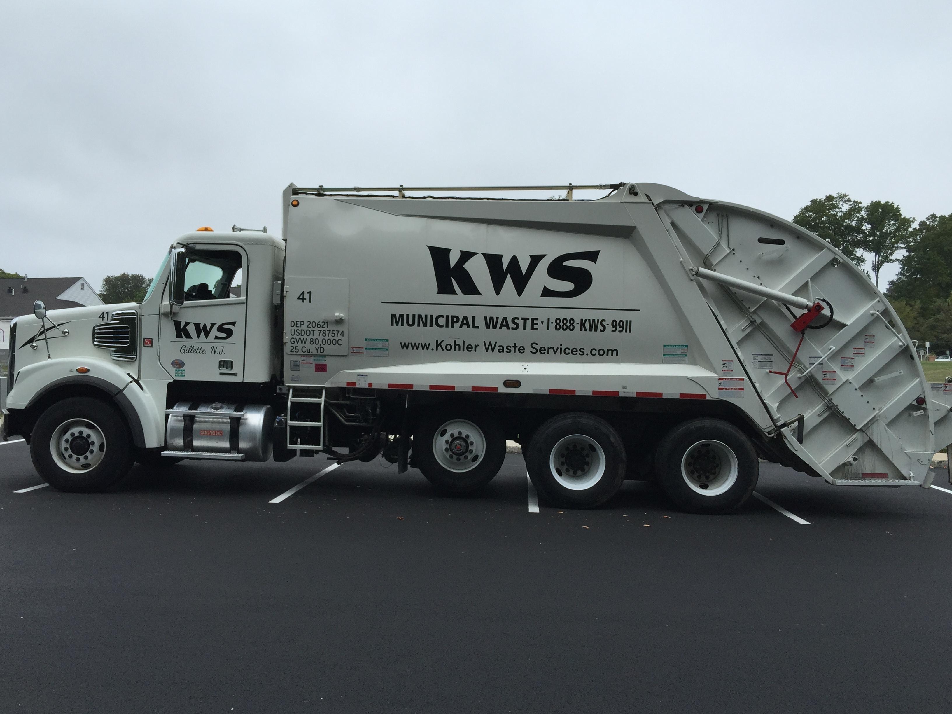 Kohler Waste Services Inc. image 0