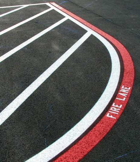 CW Pressure Wash & Parking Lot Striping image 0