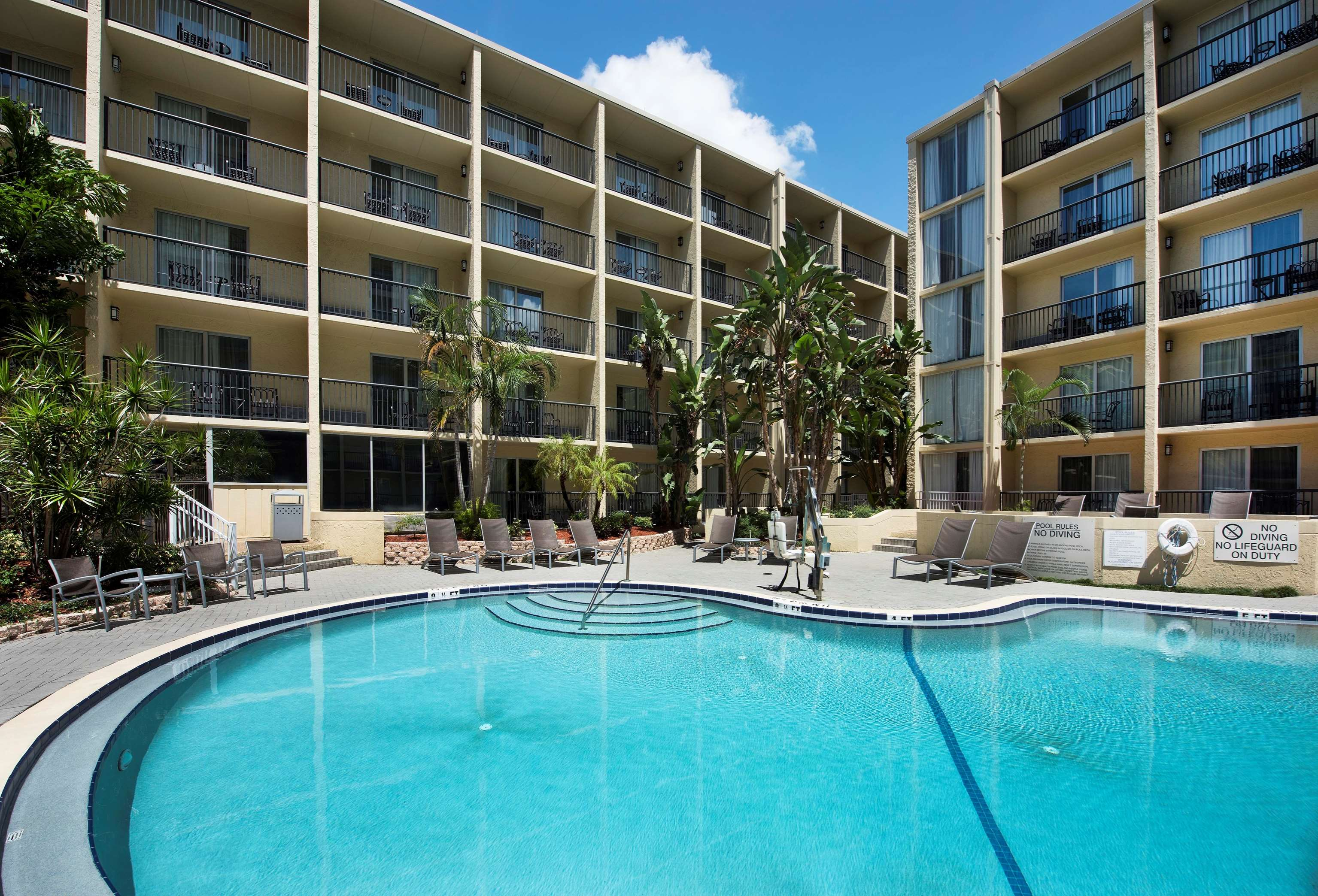 DoubleTree by Hilton Hotel Tampa Airport - Westshore image 43