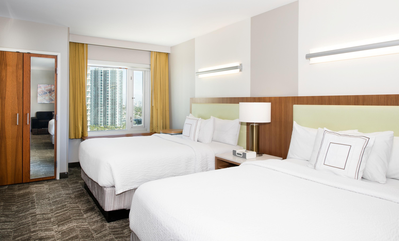 SpringHill Suites by Marriott Las Vegas Convention Center image 9
