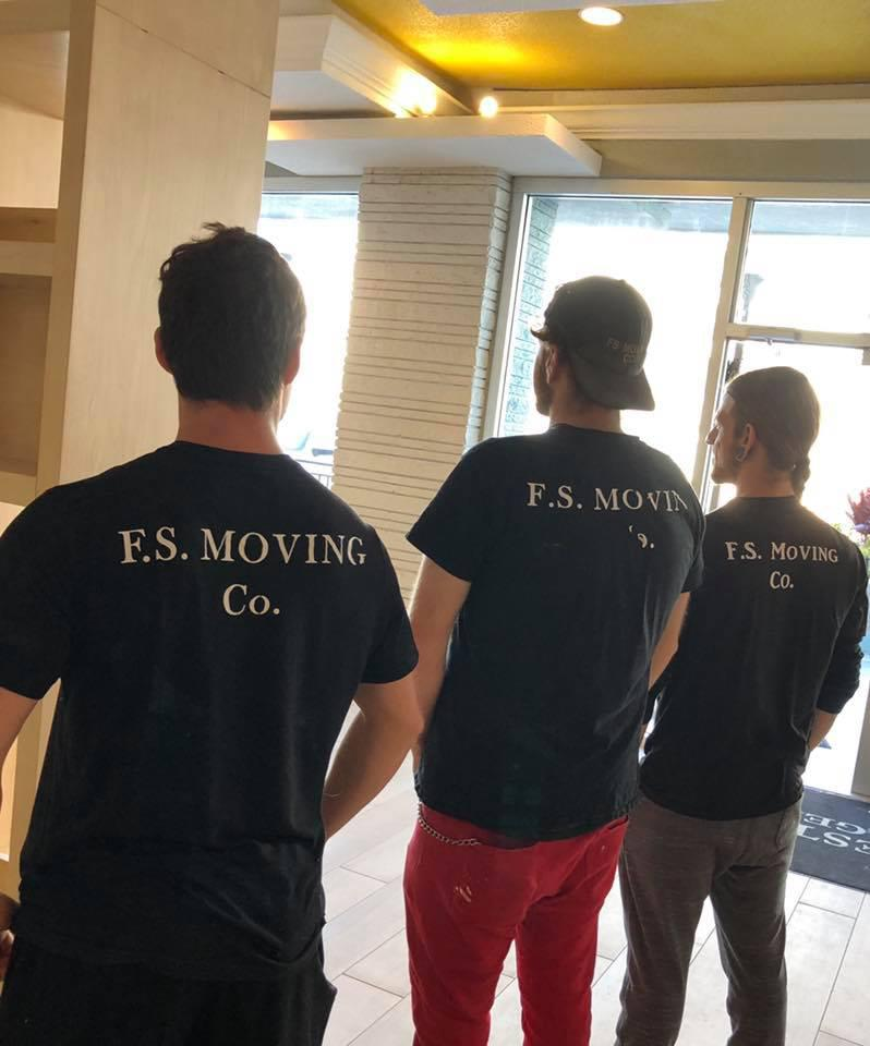 F.S. Moving Co. image 1