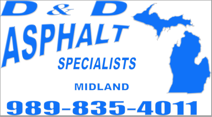 D&D Asphalt Specialists in Midland, MI 48640 | Citysearch