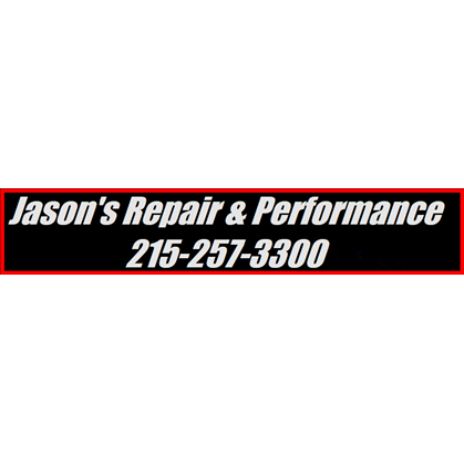 Jason' S Repair & Performance