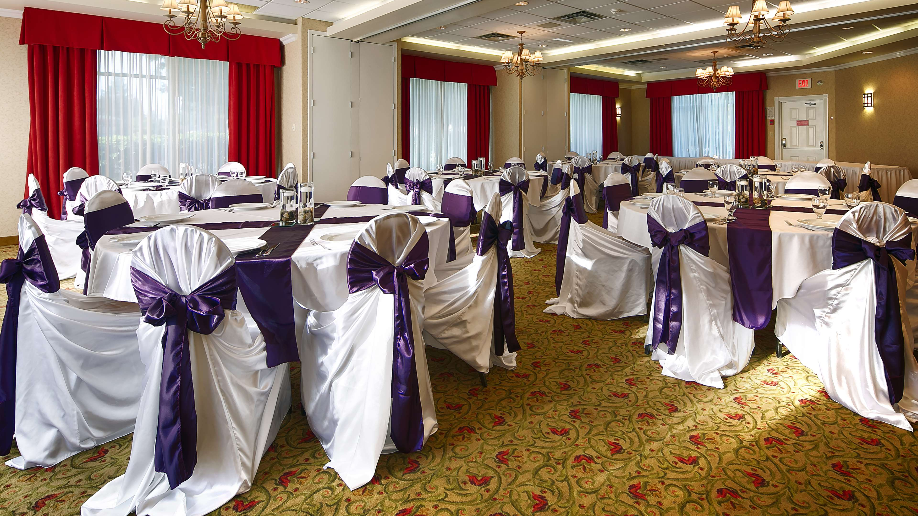 Best Western Plus Regency Inn & Conference Centre in Abbotsford: Banquete Room