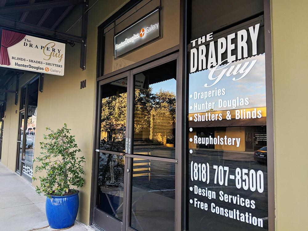 The Drapery Guy - Window Treatments Westlake Village image 1