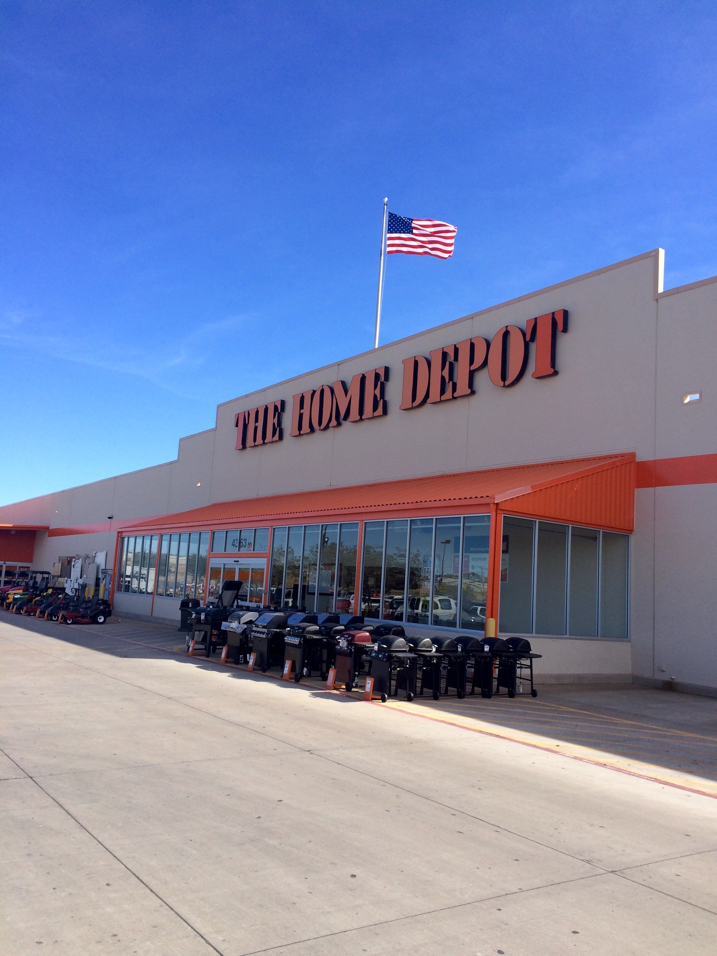 The Home Depot 4363 Houston Harte Exwy San Angelo Tx Hardware