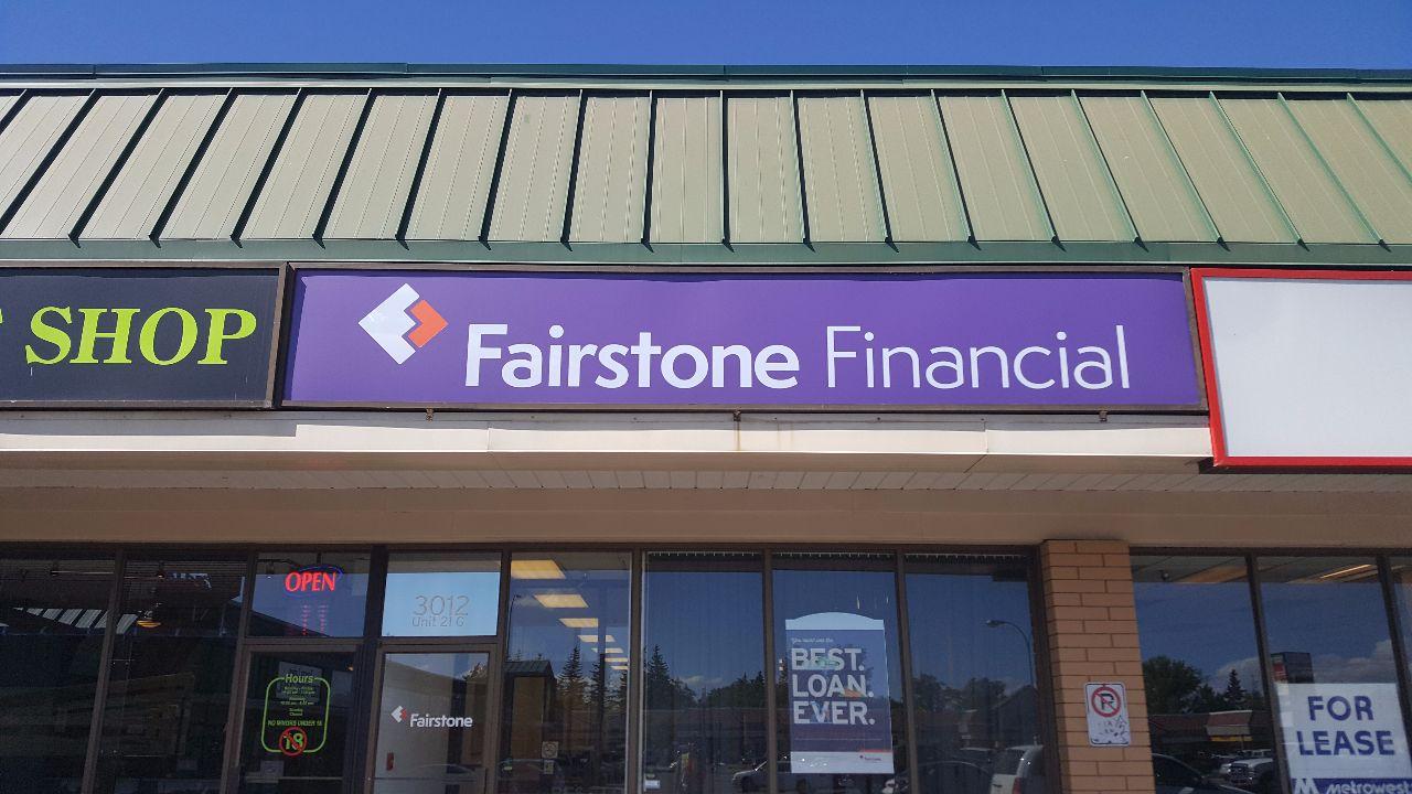 Fairstone in Calgary