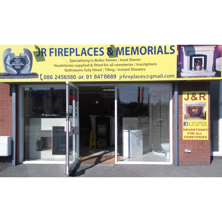 J.R. Fireplaces
