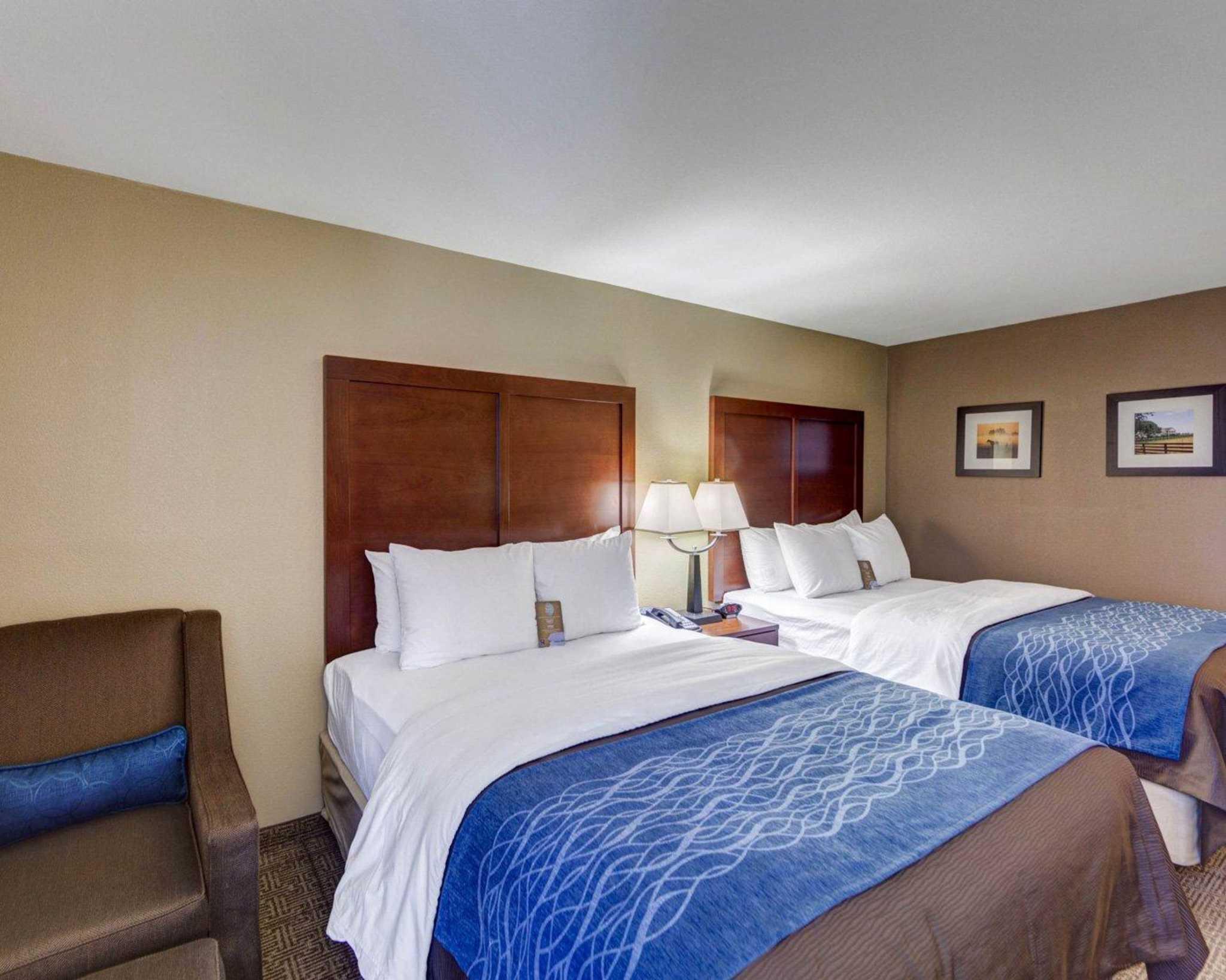 Comfort Inn & Suites Plano East image 45