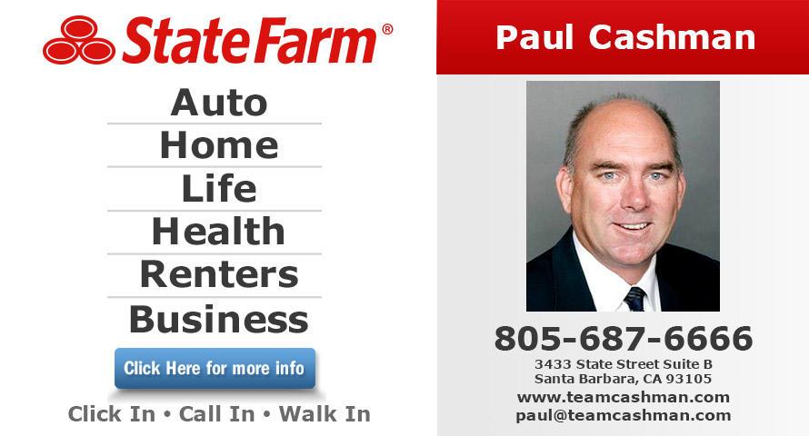 Paul Cashman - State Farm Insurance Agent image 0