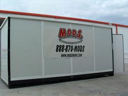 MODS Mobile On Demand Storage image 1