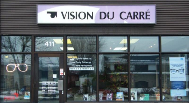Vision Du Carré à Joliette