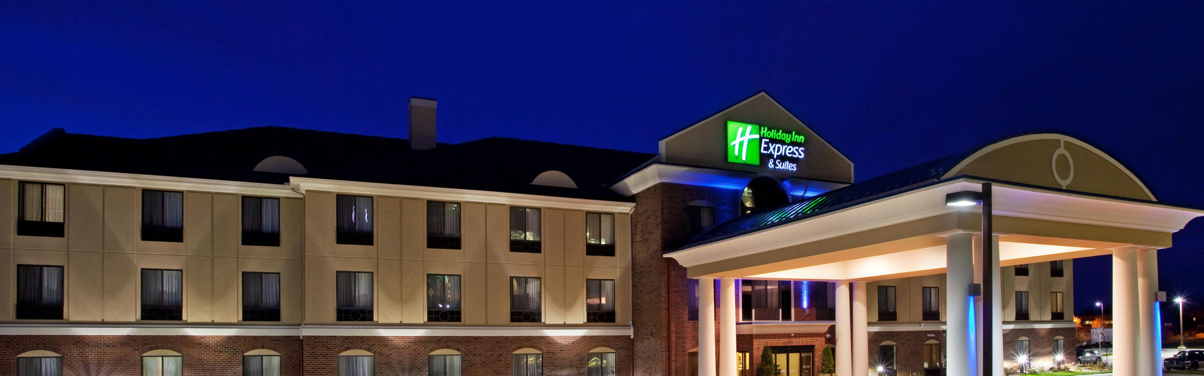 Holiday Inn Express & Suites East Lansing image 0