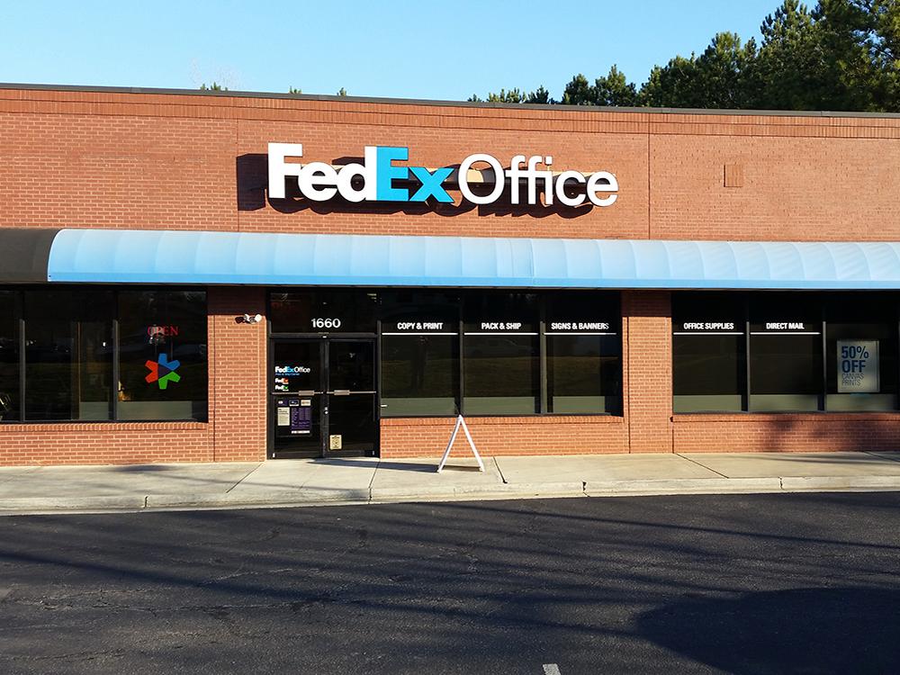 FedEx Office Print & Ship Center in Alpharetta, GA, photo #2