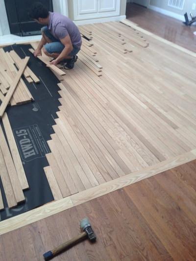 Zack Hardwood Flooring Refinishing image 4