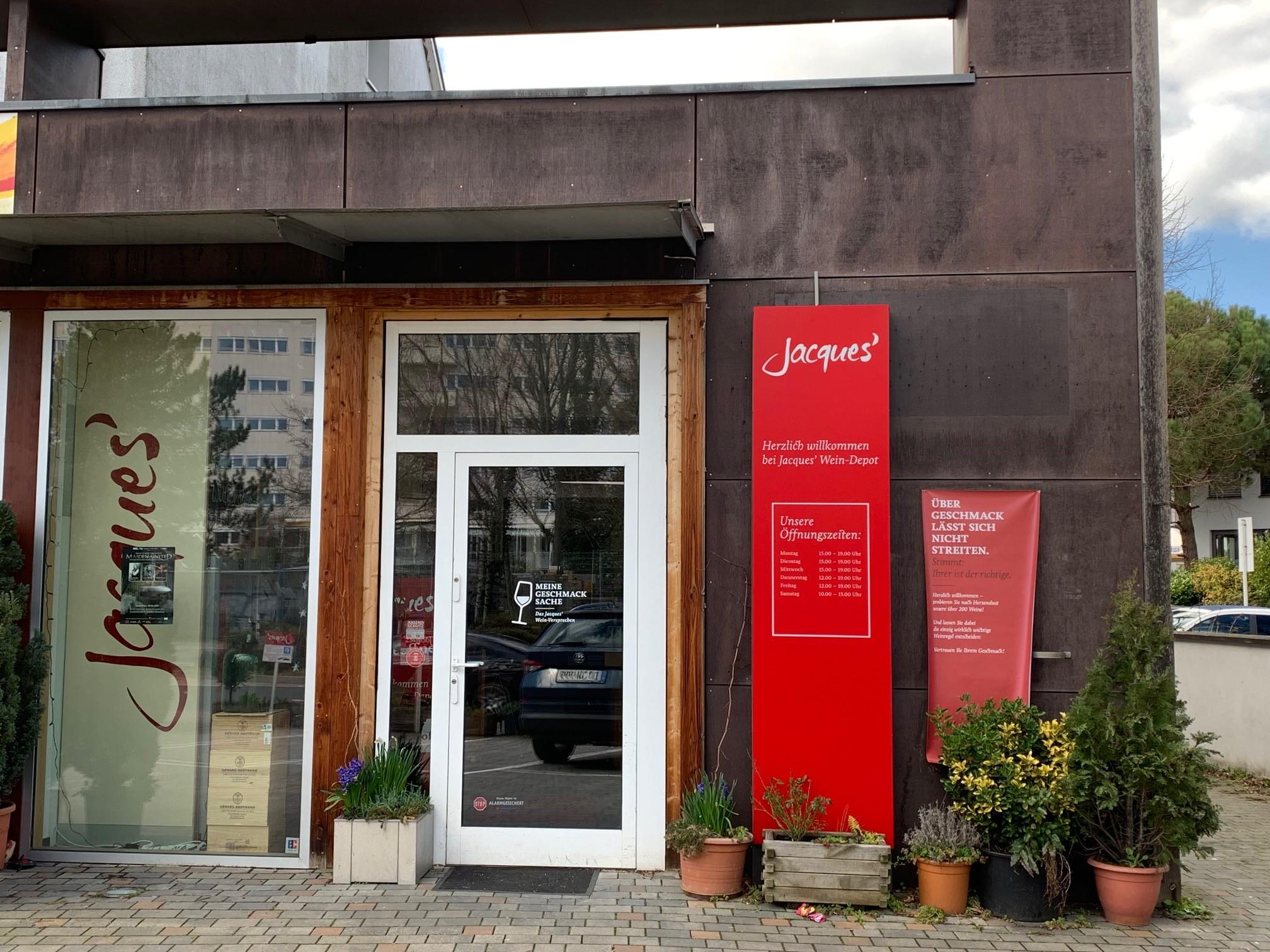 Jacques Wein Depot 10 Fotos Bad Homburg Urseler Straße Golocal