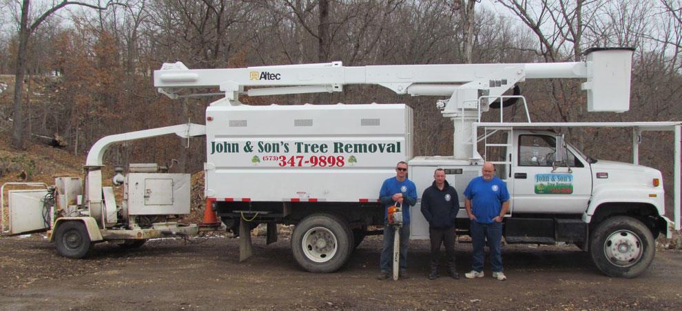 John & Sons Tree Removal image 0