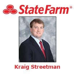 Kraig Streetman - State Farm Insurance Agent