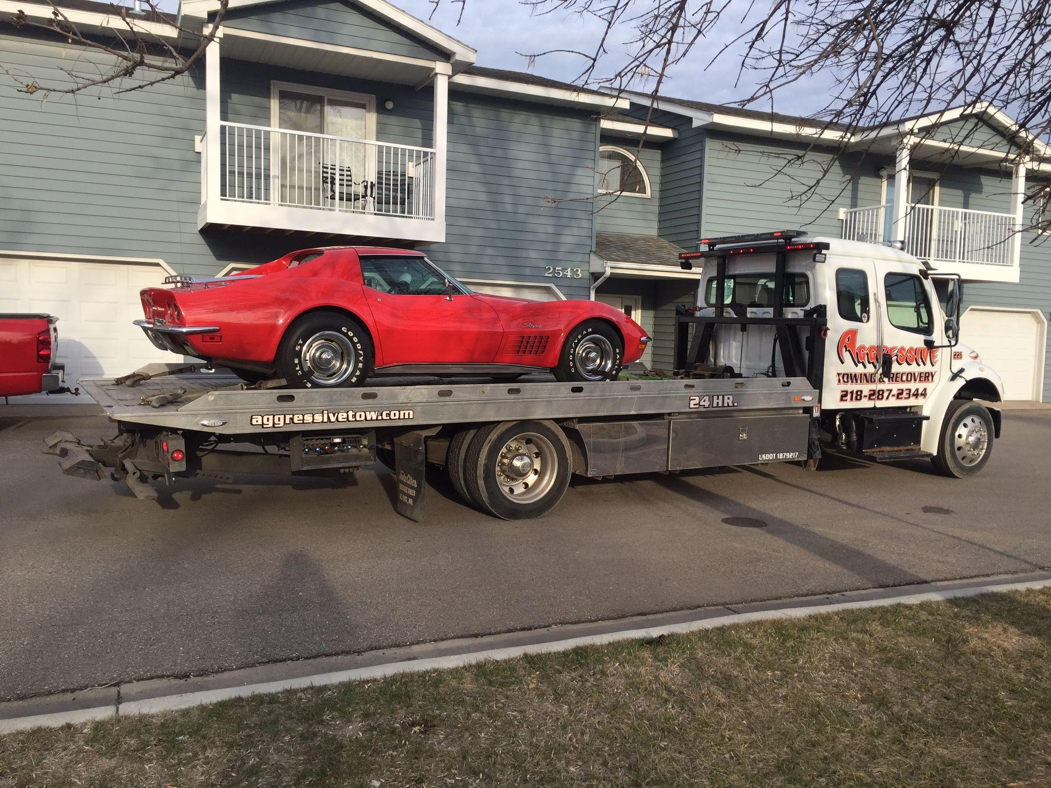 Aggressive Towing & Recovery