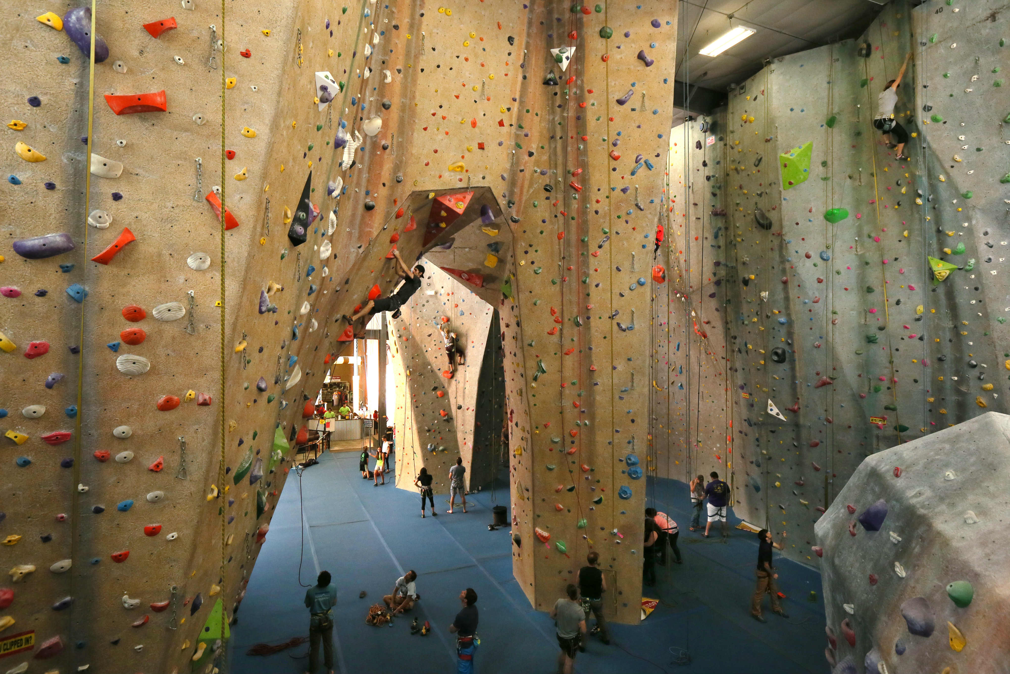 Upper Limits Rock Climbing Gym - Maryland Heights image 0