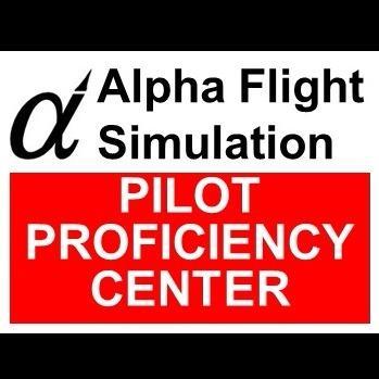 Alpha Flight Simulation