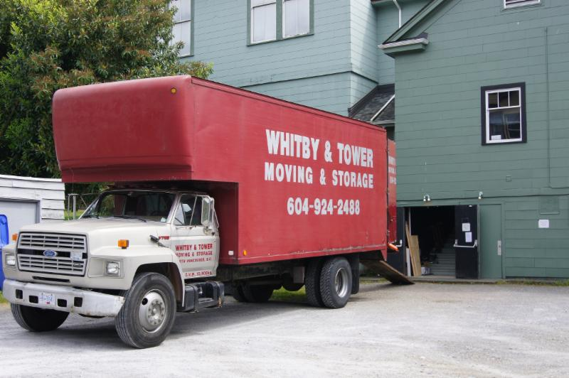 Whitby & Tower Moving in North Vancouver